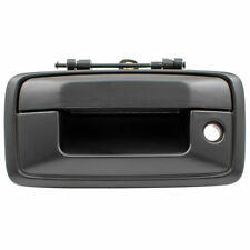 for 2014 2015 Chevrolet Silverado 1500 RR Tailgate Handle WO /Camera Hole Smooth