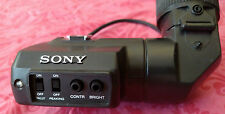 SONY DXF-501 ELECTRONIC VIEWFINDER