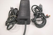 Microsoft Xbox 360 AC adapter Power Supply  Charger Cable Cord brick