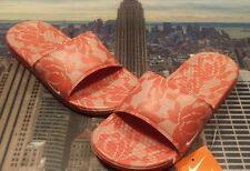 Nike Lab Womens Benassi SP Slide Sandal LT Crimson/Champagne Size 5 789565 616