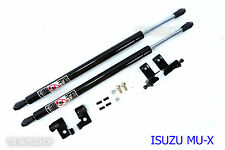 FOR ISUZU MU-X 4X2 4X4 SUV 2015-2016 HOOD BONNET SHOCK UP LIFT LIFTER STRUTS