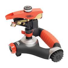 New! Black & Decker Heavy-Duty BD1994 Impulse Sprinkler with Wheels