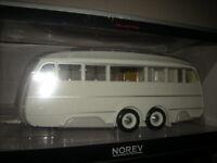1:18 Norev Caravane Henon 1955 white/weiss Nr. 185726 in OVP