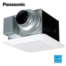 Panasonic WhisperChoice Pick-A-Flow 80/110 CFM Ceiling Exhaust Fan