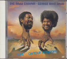 BILLY COBHAM / GEORGE DUKE BAND - live on tour in europe CD japan edition