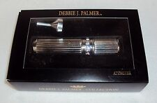 Perfume Atomizer w/Swarovski Crystals ~ Debbie J. Palmer ~ For Purse or Travel
