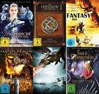 18 Fantasía Películas LA INFINITO GESCHICHTE+Drachen MERLIN Elfos DVD Colección