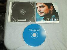 Nicola Ciccone - J'T'aime Tout Court (Cd, Compact Disc) Complete Tested