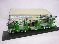 Oxford Diecast/Modern 1:76th Truck Scania Car Transporter Woodside 76SCT003