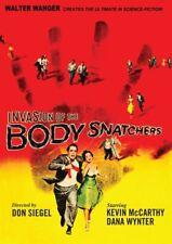 Invasion of the Body Snatchers [New DVD] Black & White