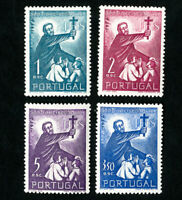 Portugal Stamps # 753-6 VF OG H Catalog Value $57.45