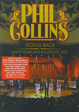 Phil Collins : Going Back - Live at Roseland Ballroom, NYC (DVD)