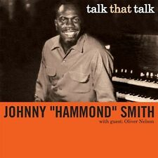 CD JOHNNY HAMMOND SMITH TALK THAT TALK MISTY RIP TIDE AFAIR TO REMEMBER ETC