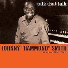 CD JOHNNY HAMMOND SMITH TALK THAT TALK MISTY RIP TIDE AFAIR TO REMEMBER ETC