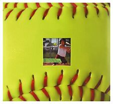 MBI 12x12 Softball Scrapbook (Same Shipping Any Qty)