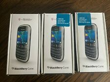 BlackBerry Curve 9315 - Black (T-Mobile Locked) Very Good Condition