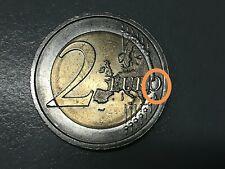 2 euro italia 2018 FdC + errore di Conio