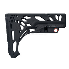 Shoulder Stock Replacement Hollow Python Parttern For Nerf N-strike Elite Toy