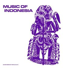 MUSIC OF INDONESIA LP RECORDED IN 1950 LTD EDITION 500 COPIES ITALY IMPORT 2018