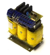 TEILE-NR 137-004 TRANSFORMER POWER SUPPLY 400 VOLTS 3 PHASE