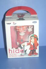 X Japan Hide Figure Collection BANPRESTO JAPAN Loudspeaker