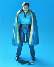 STAR WARS BLACK SERIES LANDO CALRISSIAN BESPIN 6 IN. LOOSE COMPLETE