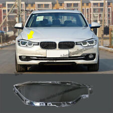 For BMW New 3 Series F30 F35 2016-18 Headlight Glass Headlamp Lens Cover (RIGHT)