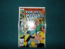 Marvel Comics; The New Mutants, #7 Sept '83. Uncert. VF