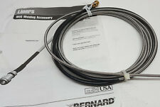 "Bernard® 44215 15' long .045""-.062"" diameter wire feed mig welder gun liner"