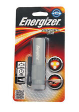 Energizer Torch 3 LED Metal Bright Light Pocket Sized Durable AAA