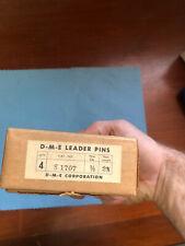"""D-M-E Leader Pins 1/2"""" X 2 1/2"""""""