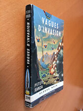 ► FLEUVE NOIR  ANTICIPATION N°299 - 1966 - VAGUES D'INVASIONS - PETER RANDA