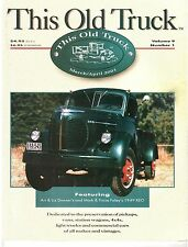 Buick Trucks & Commercial Vehicles - 1949 Reo 1-ton pickup - Dodge Sweptside