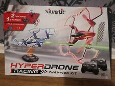 Silverlit   hyperdrome Racing 2 Drones 1 Station