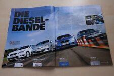 Sport Auto 2558) Seat Leon FR 2.0 TDI mit 184PS besser als...?