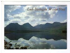 Postcard: Loch Badagyle, Wester Ross, Scotland