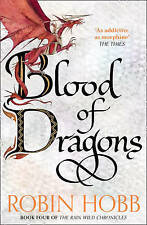 Blood of Dragons by Robin Hobb (Paperback, 2016)