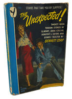 Bennett Cerf, Henry Moriarty THE UNEXPECTED!   1st Edition 1st Printing