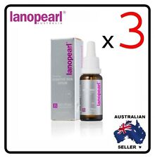 [ lanopearl ] 3x Lano pearl Nurturing Sensitive Skin Serum (LB41) 25mL