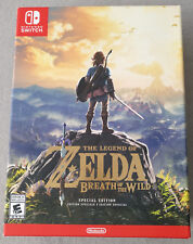 The Legend of Zelda - Breath of the Wild Special Edition Nintendo Switch NEU/OVP