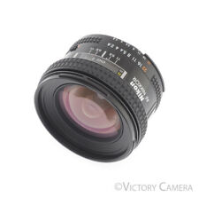 Nikon Nikkor 20mm f2.8 AF Auto Focus Lens -Clean-