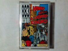 883 Hanno ucciso l'uomo ragno mc cassette k7 SIGILLATA SEALED!!!