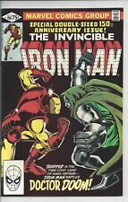 Ironman 150 (9.0) NM - Gorgeous Black Cover Classic