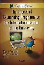 Impact of E-Learning Programs on the Internationalization of the University (Edu