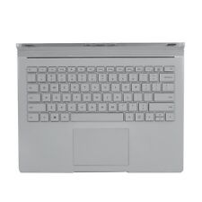 Laptop Keyboard Dock For Microsoft Surface Book Base Replacement 1705 Silver