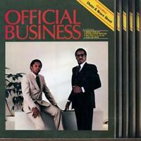 DUNN & BRUCE STREET Official Business NEW & SEALED 80s SOUL CD (EXPANSION)