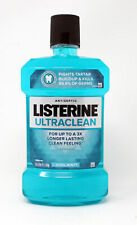 Listerine Ultra Clean Antiseptic Mouthwash Cool Mint 1.5 L