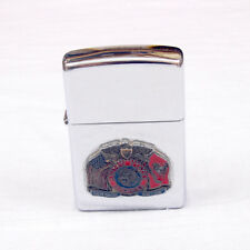 Zippo Lighter 1997 United States Marines Bulldog These Colors Don't Run Flags