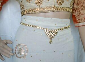 Bollywood Waist Chain Hip Belt kamar Bandh Chain For Women And Girls Indian