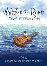Water On the Road by Eddie Vedder (DVD, May-2011, Universal Republic)